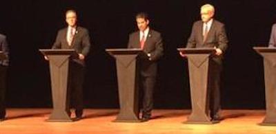 Mayoral candidates 2015