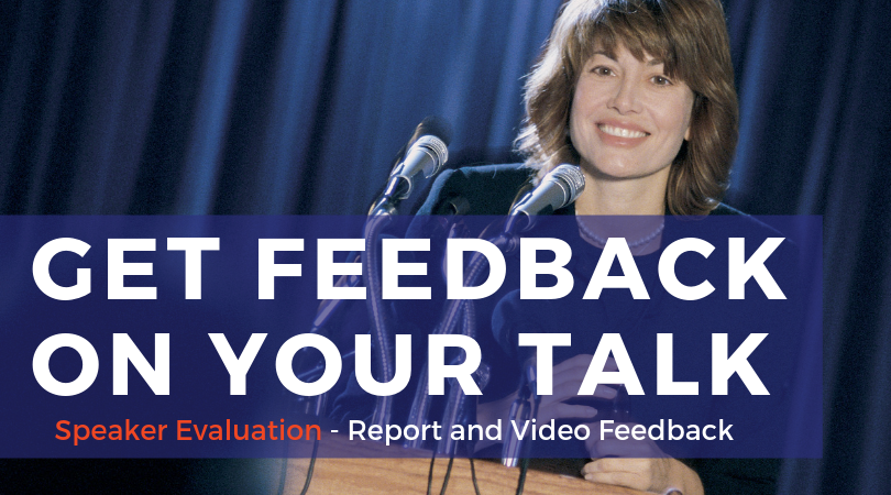 Get Feedback on your Talk