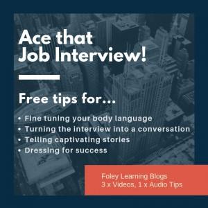 Ace that Job Interview Blog